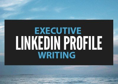 Professionally Written LinkedIn Profiles.