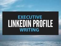 Executive cv writing services