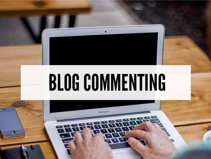 Blog Commenting.