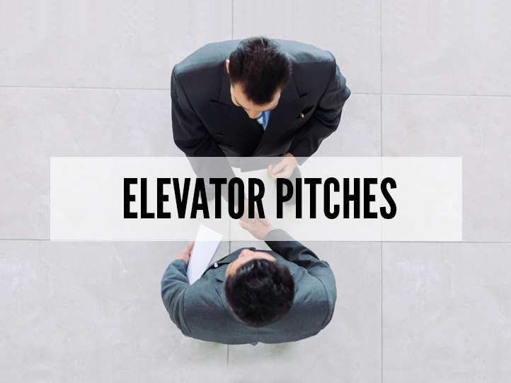 Perfect Elevator Pitches.
