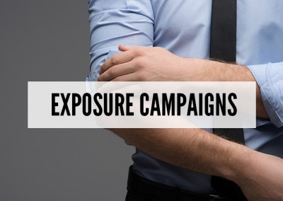 Paid Exposure Campaigns