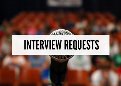Interview and Webinar Appearances.