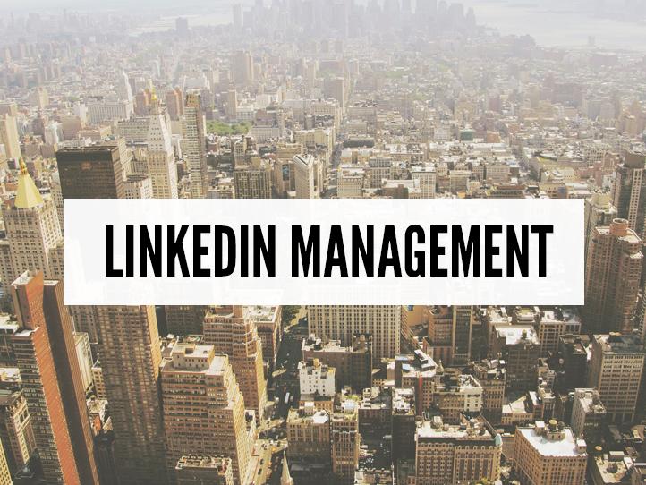 LinkedIn Management.