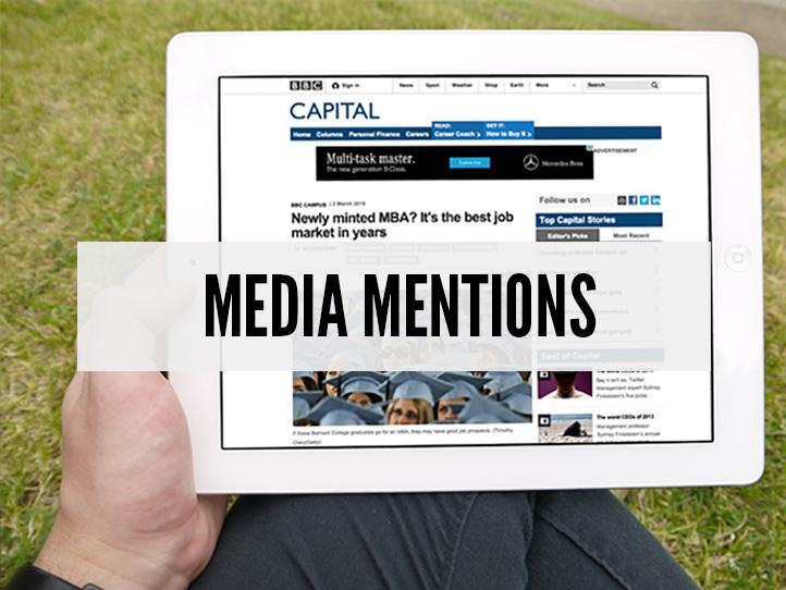 Media Mentions.