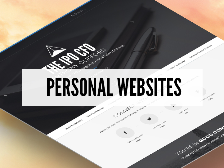 Professionally Designed And Built Websites.