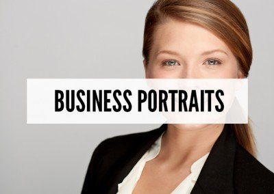 Business Portraits Headshot Photography.