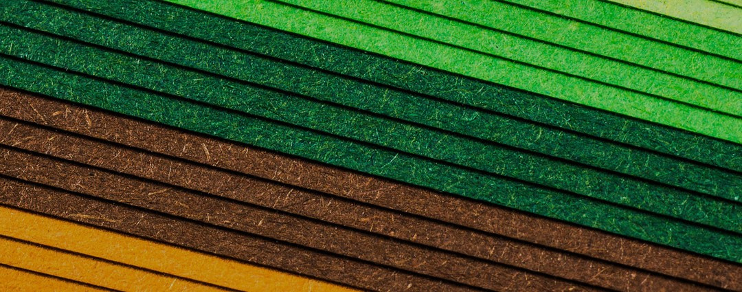 Abstract Loud Colours LinkedIn Background