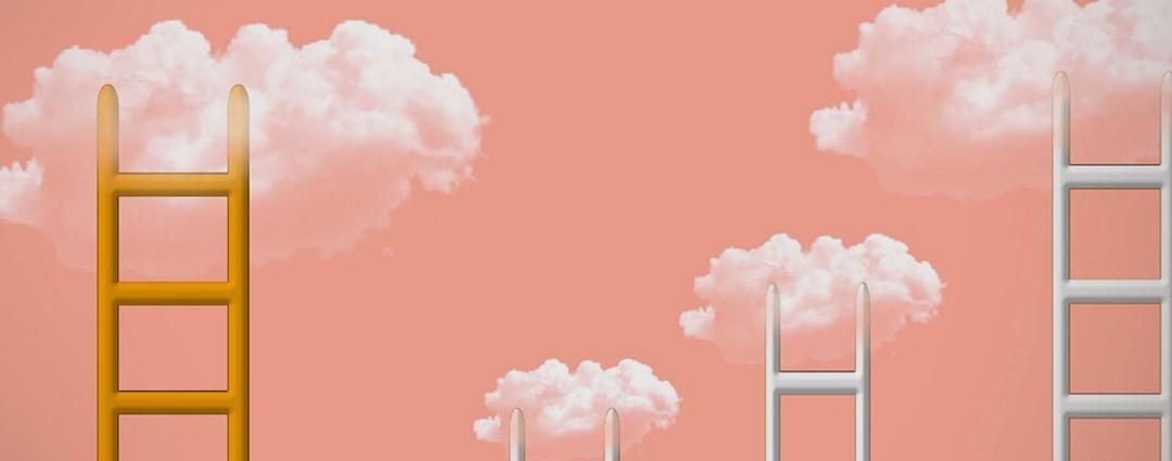 Reach For The Sky LinkedIn Background