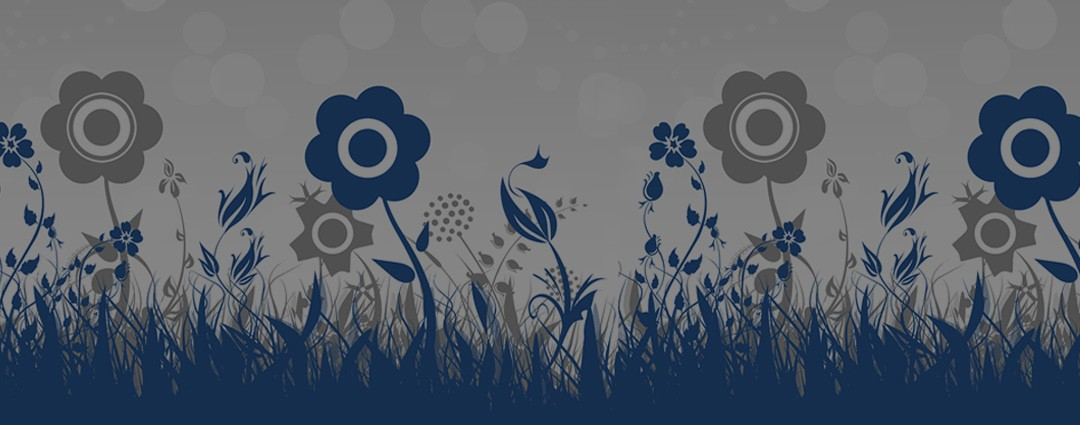 Cosy Flower Bed LinkedIn Background