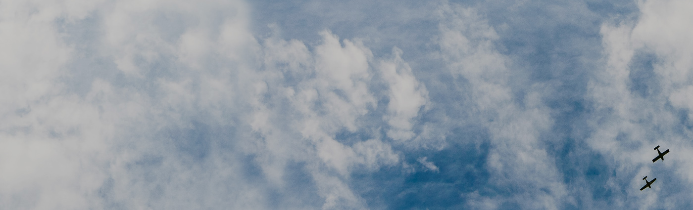 freedom in the sky linkedin background