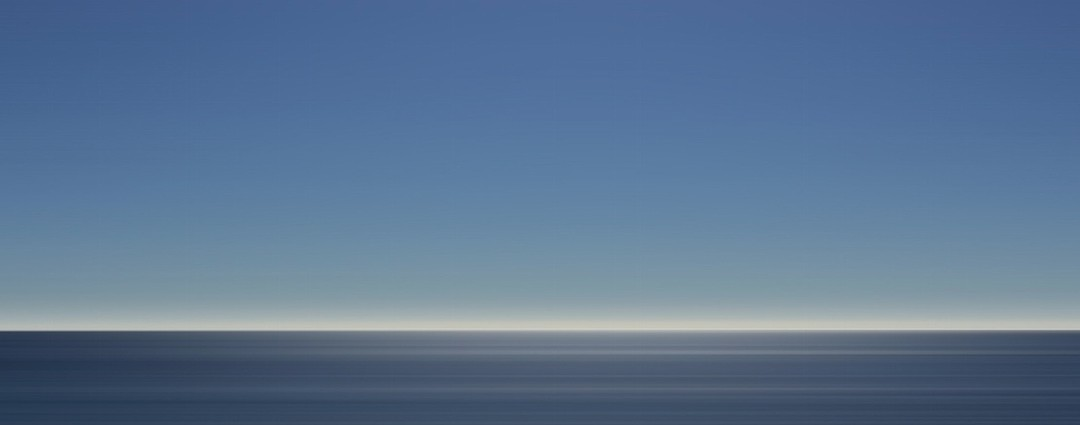 Minimalist Horizon LinkedIn Background
