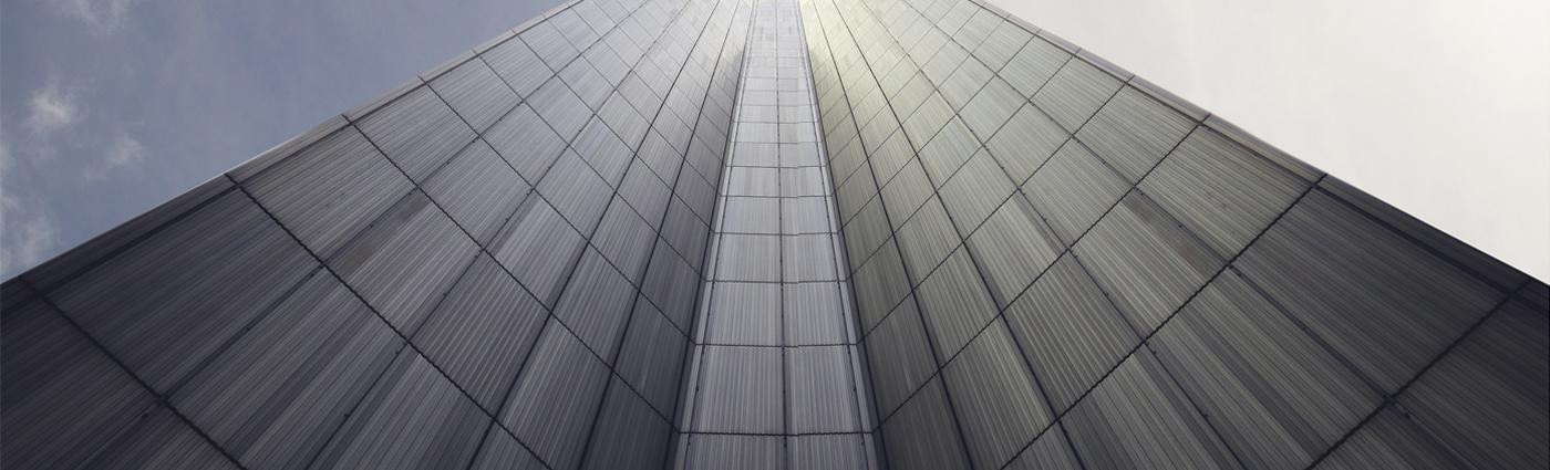 Architectural Symmetry Linkedin Background Arielle