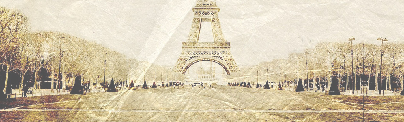 postcard from paris linkedin background