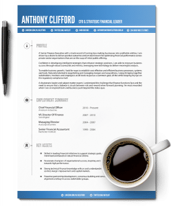 Example Resume For The Australian Job Market Australian Resume Example