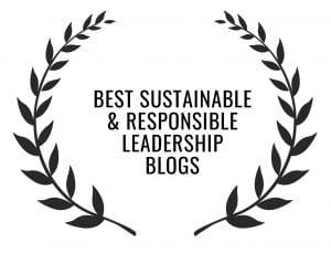 best sustainable leadership blogs