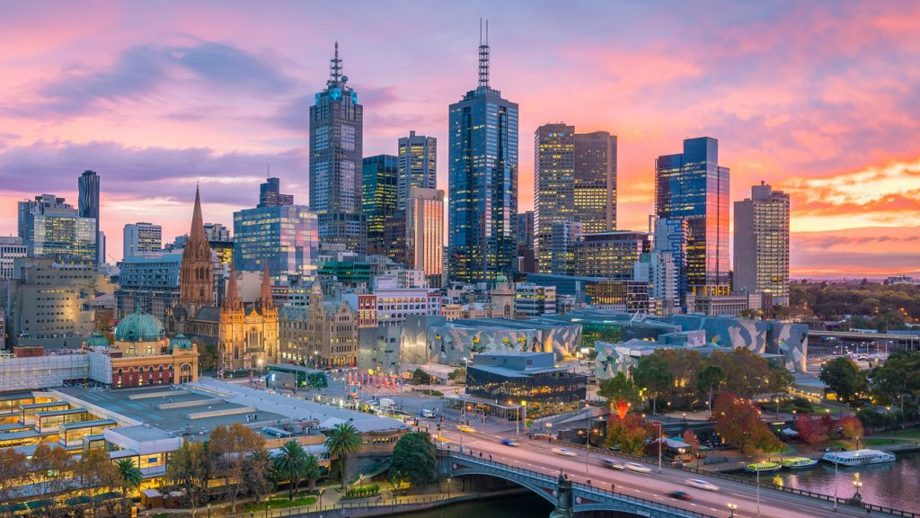moving to melbourne