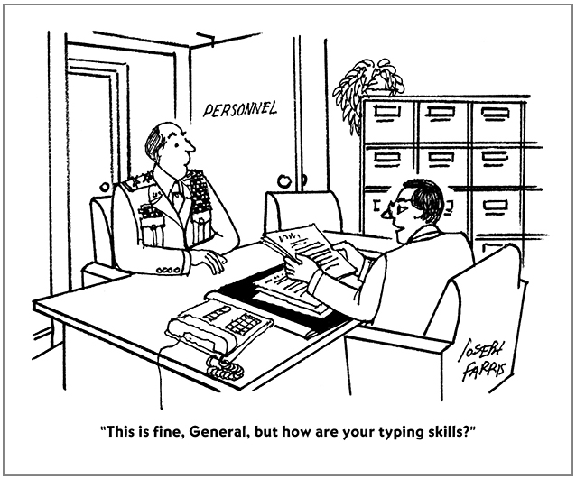 approaching executive recruiters