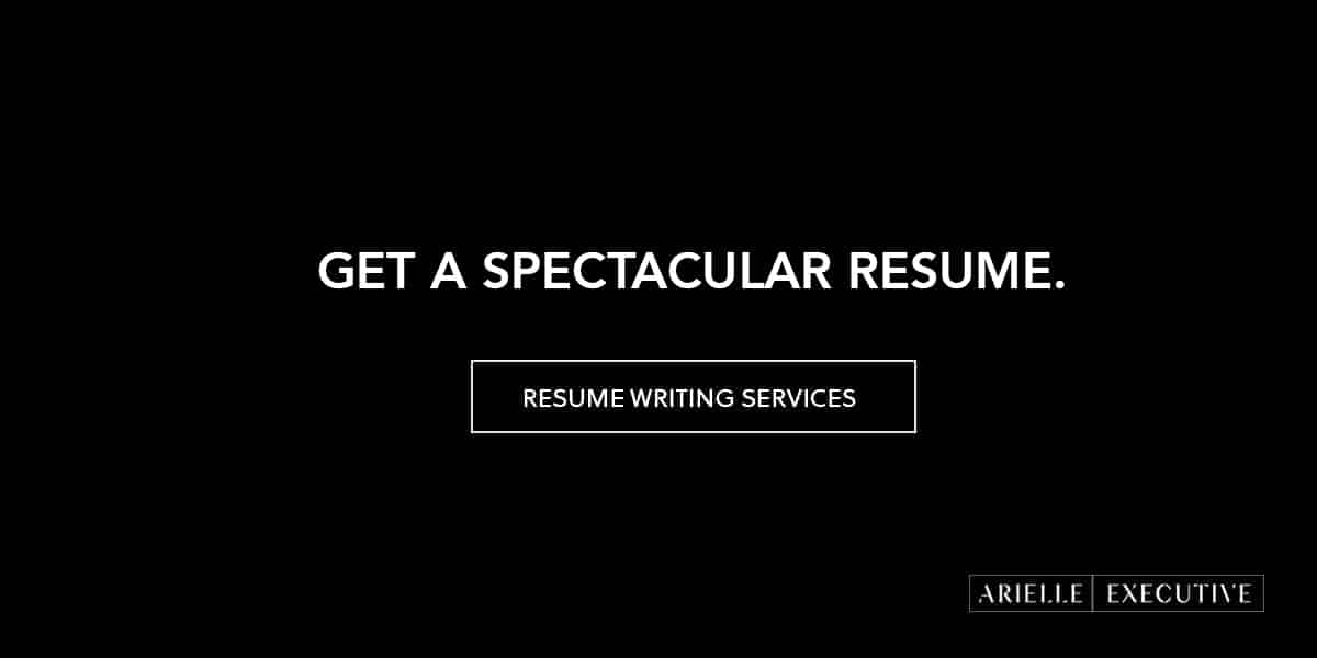 get a spectacular resume