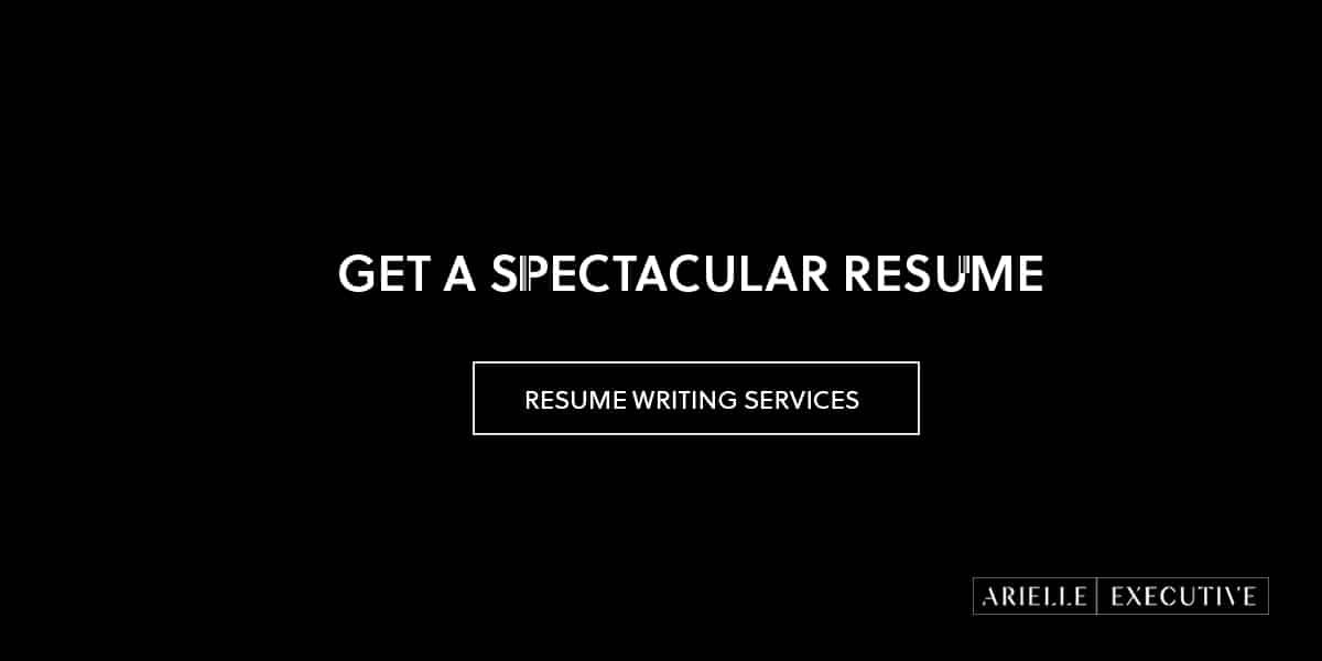 Resume writing services for leaders